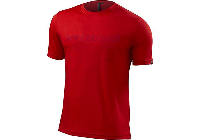Specialized Enduro Drirelease Tee Red 2017 S