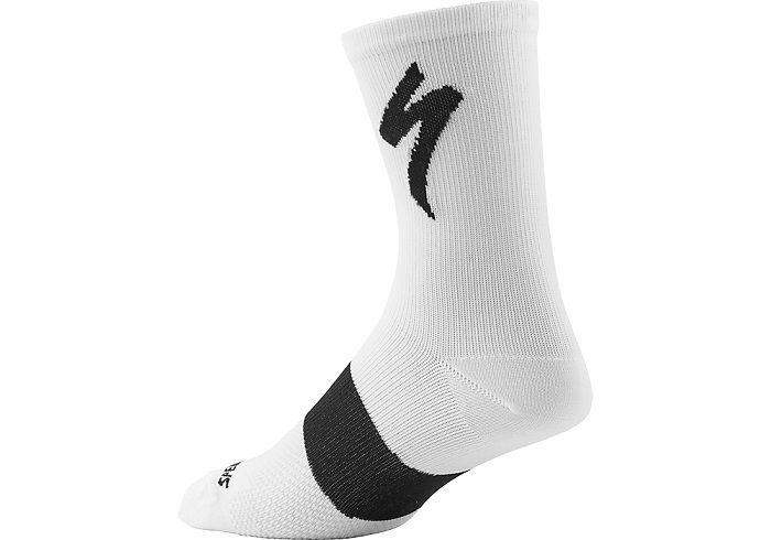 Specialized Sl Tall Sock White