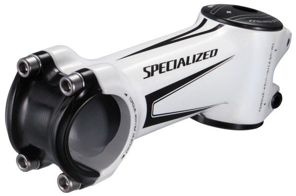 Specialized Vorbau Pro Set Stem Road / MTB weiss 120mm