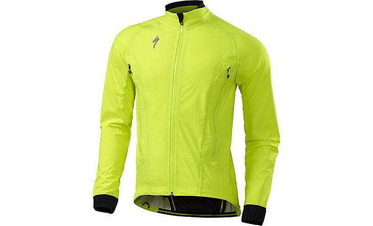 Specialized Deflect H2O Road Jacket Neon Yellow 2018