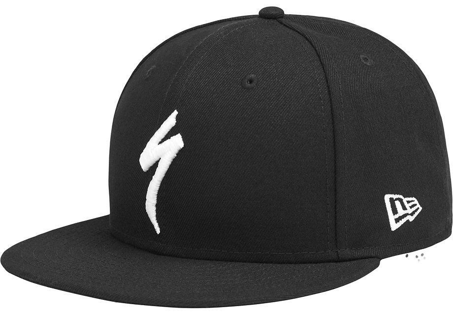 Specialized New Era 9Fifty Snapback Hat Black/White One Size