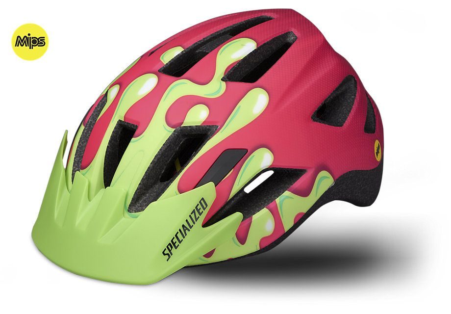 Specialized Shuffle Youth Led Mips Acid Pink Slime 2019 52-57cm