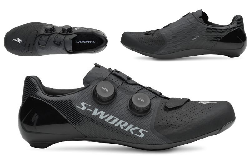 Specialized Rennradschuhe S-Works Road 7 Shoe Black