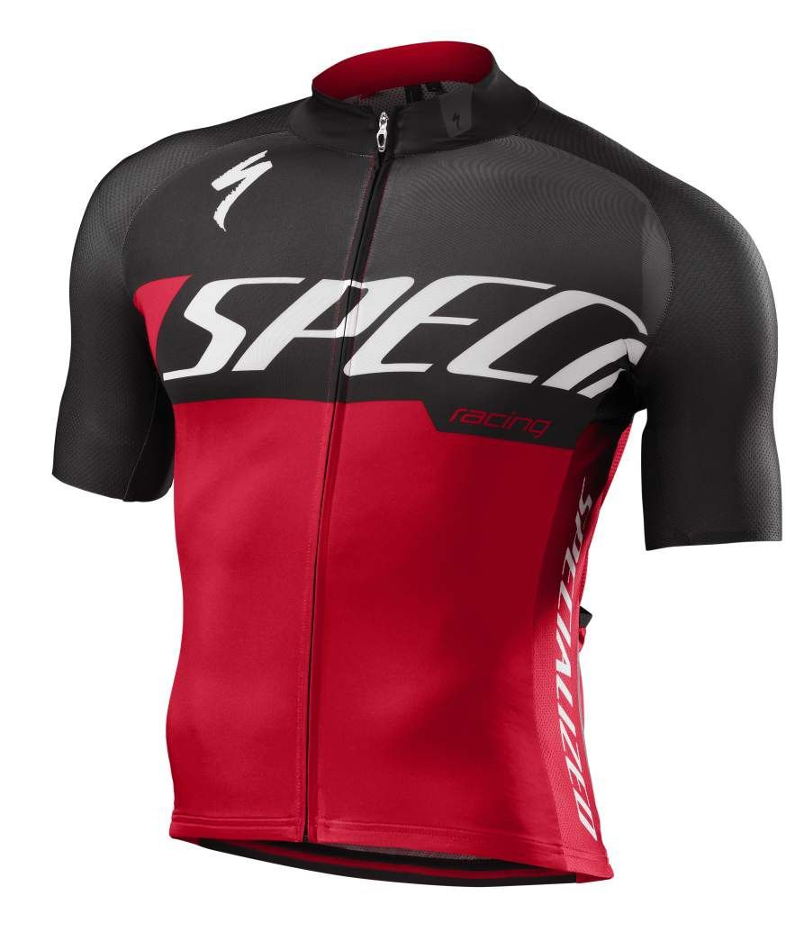 Specialized Trikot SL Pro Jersey Team Red/Black XXL