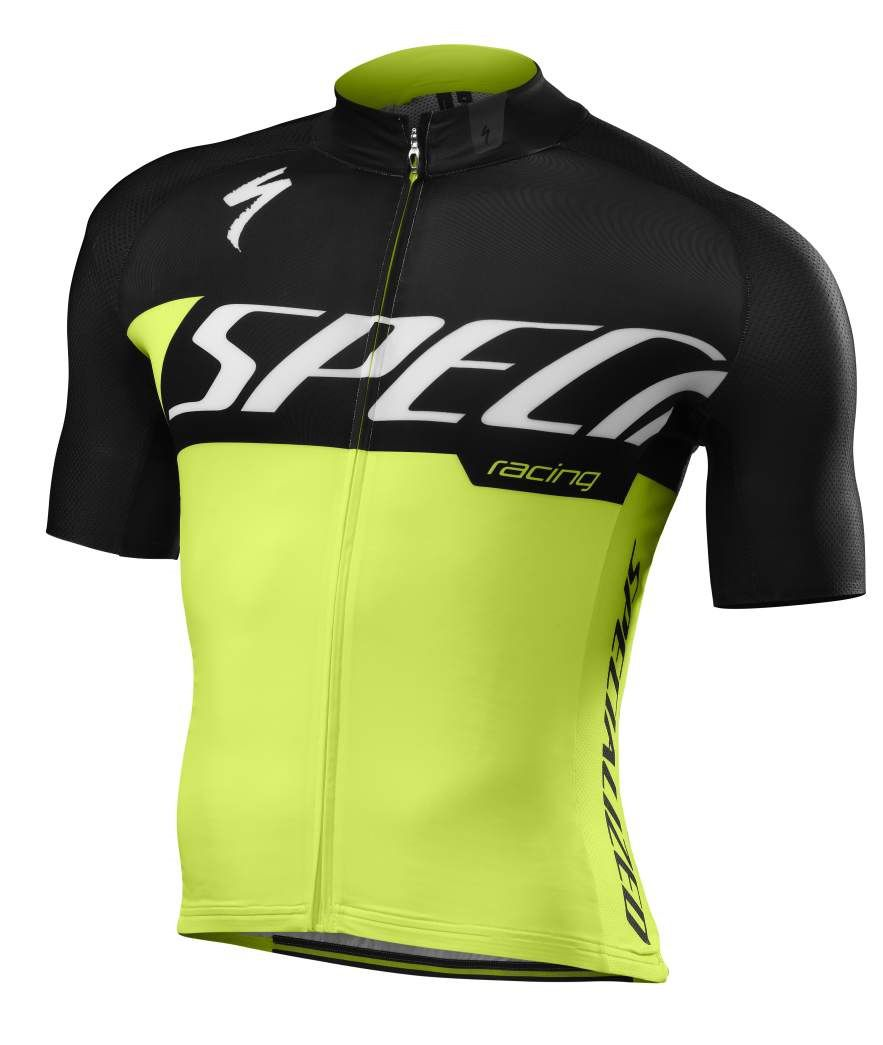 Specialized Trikot SL Pro Jersey Team Neon Yellow M