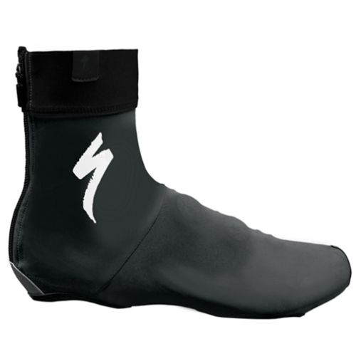 Specialized Überschuhe Shoe Cover S-Logo Black/White