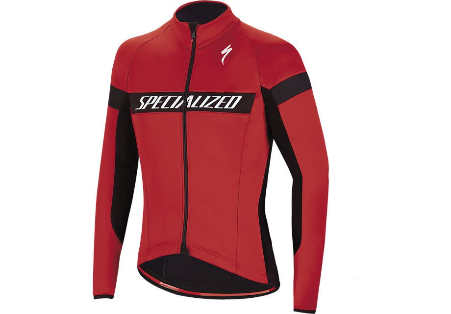 Specialized Element RBX Sport Logo Jacket Red/Black/White
