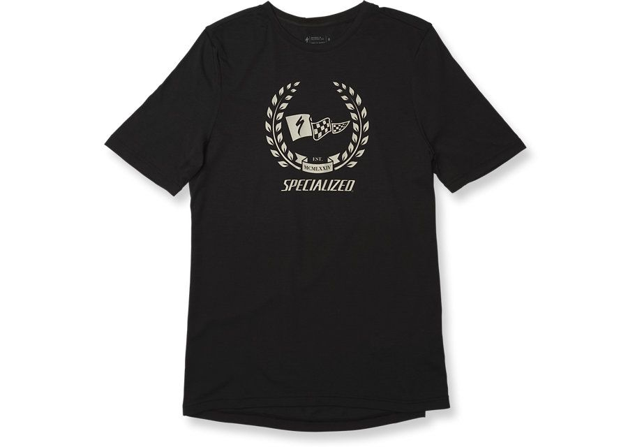 Specialized T-Shirt Drirelease Champion Black