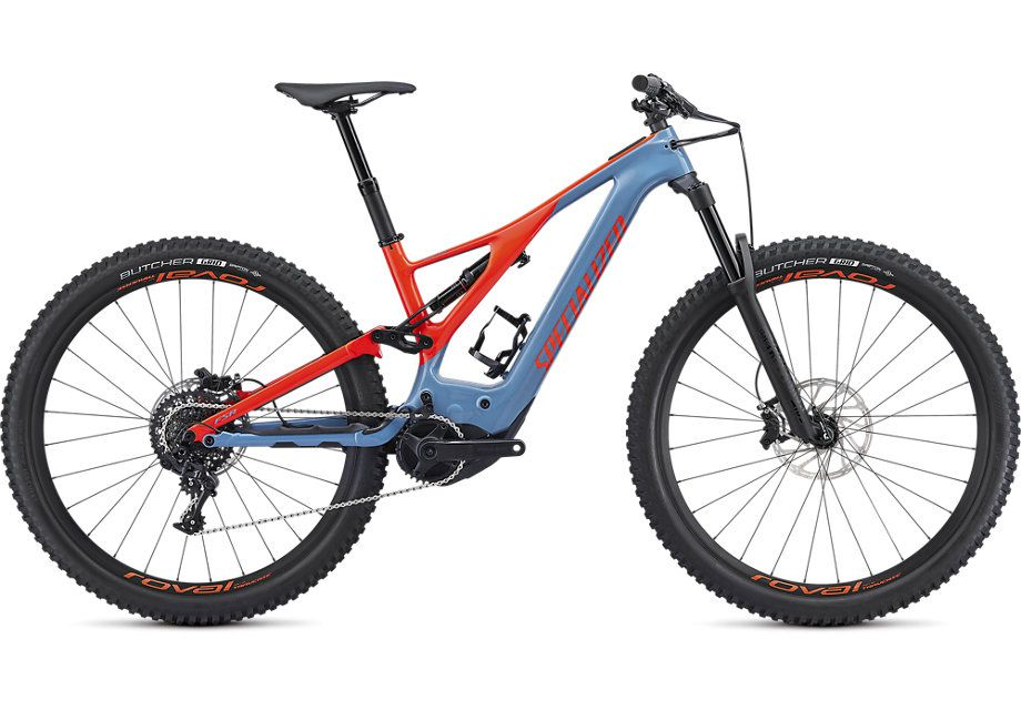 Specialized Levo Expert Carbon FSR 2019 29 Zoll Storm Grey/Rocket Red L 46cm