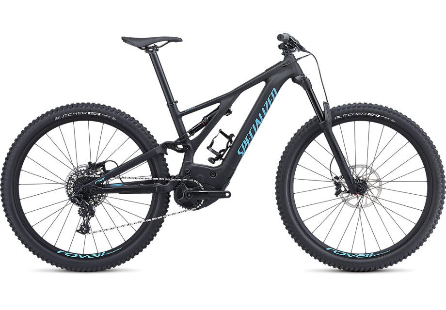 Specialized Levo 2019 Men's Turbo FSR 29 Zoll Black/Nice Blue