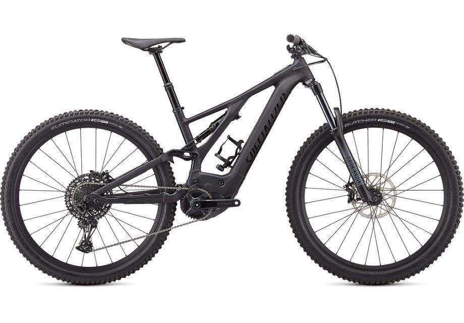 Specialized Turbo Levo 2021 Black / Gloss Tarmac Black/ Smoke Größe XL