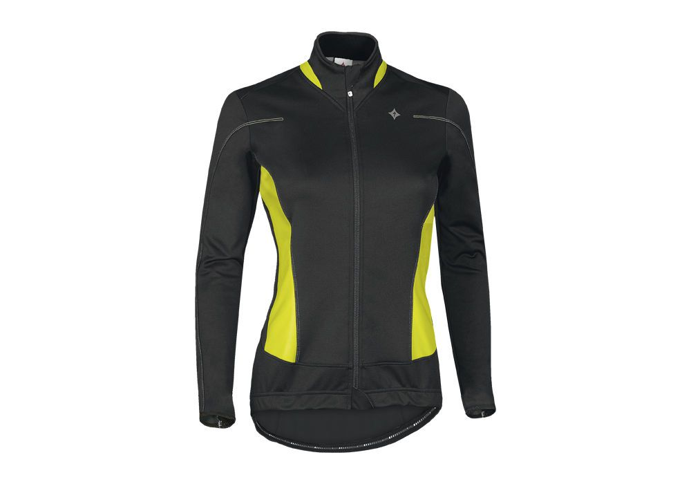 Specialized Damen Winterjacke RBX Sport Winterjacket Women black Hypergreen XL