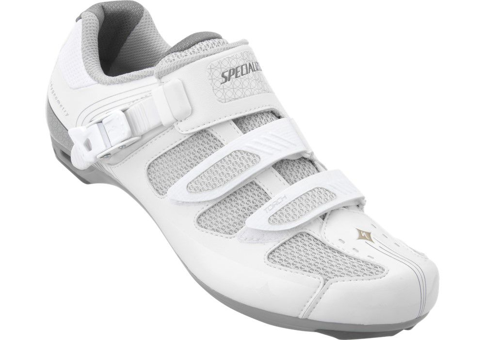 Specialized Schuhe Torch Road Women weiss-silber 40