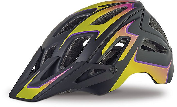 Specialized Helm Ambush Matte Dynamite Panther M
