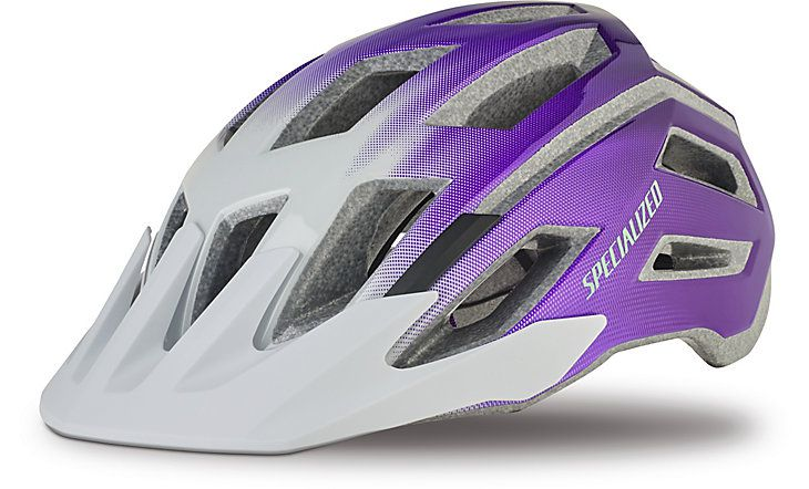 Specialized Helm Tactic 3 gloss Indigo Fade 2018