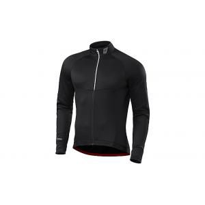Specialized Langarmtrikot Therminal Long Sleeve Jersey Black 2018 M