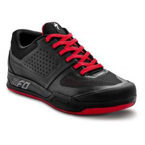 Specialized Schuhe 2FO CLIP black-red 42.5