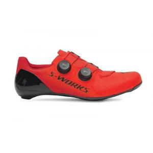Specialized Rennradschuhe S-Works Road 7 Shoe Rocket Red / Candy Red 2018