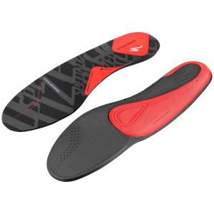 Specialized BG SL Footbed HIGH PERFORMANCE BODYGEOMETRY FOOTBED 2013 + rot 40-41