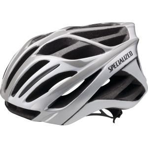 Specialized Helm Echelon silber M