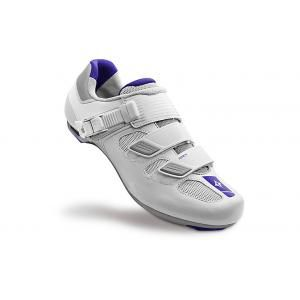 Specialized Damen Rennradschuhe Torch road women white indigo reflective