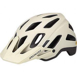 Specialized Helm Ambush Comp mit Angi Satin White Mountains M