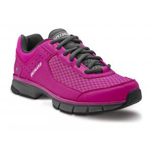 Specialized Damenschuhe Cadette Women Bright Pink/Carbon 40