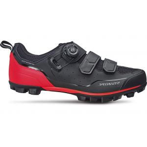 Specialized MTB-Schuhe Comp MTB black/rocket red