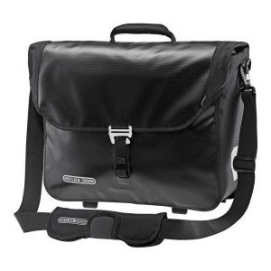 Ortlieb Hinterradtasche Downtown Two QL2.1 available in black /  white black / black matt